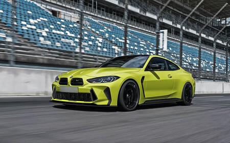 El BMW M4 ya recibió un nuevo frente aftermarket que cambia el look tan controvertido de su parrilla