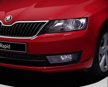 Novedades veraniegas para el Škoda Rapid
