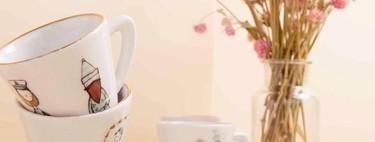 Manitas de Plata, una encantadora firma artesanal de cerámica ilustrada