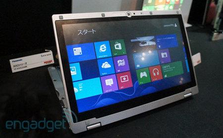 Panasonic nos sorprende con un híbrido entre ultrabook y tablet