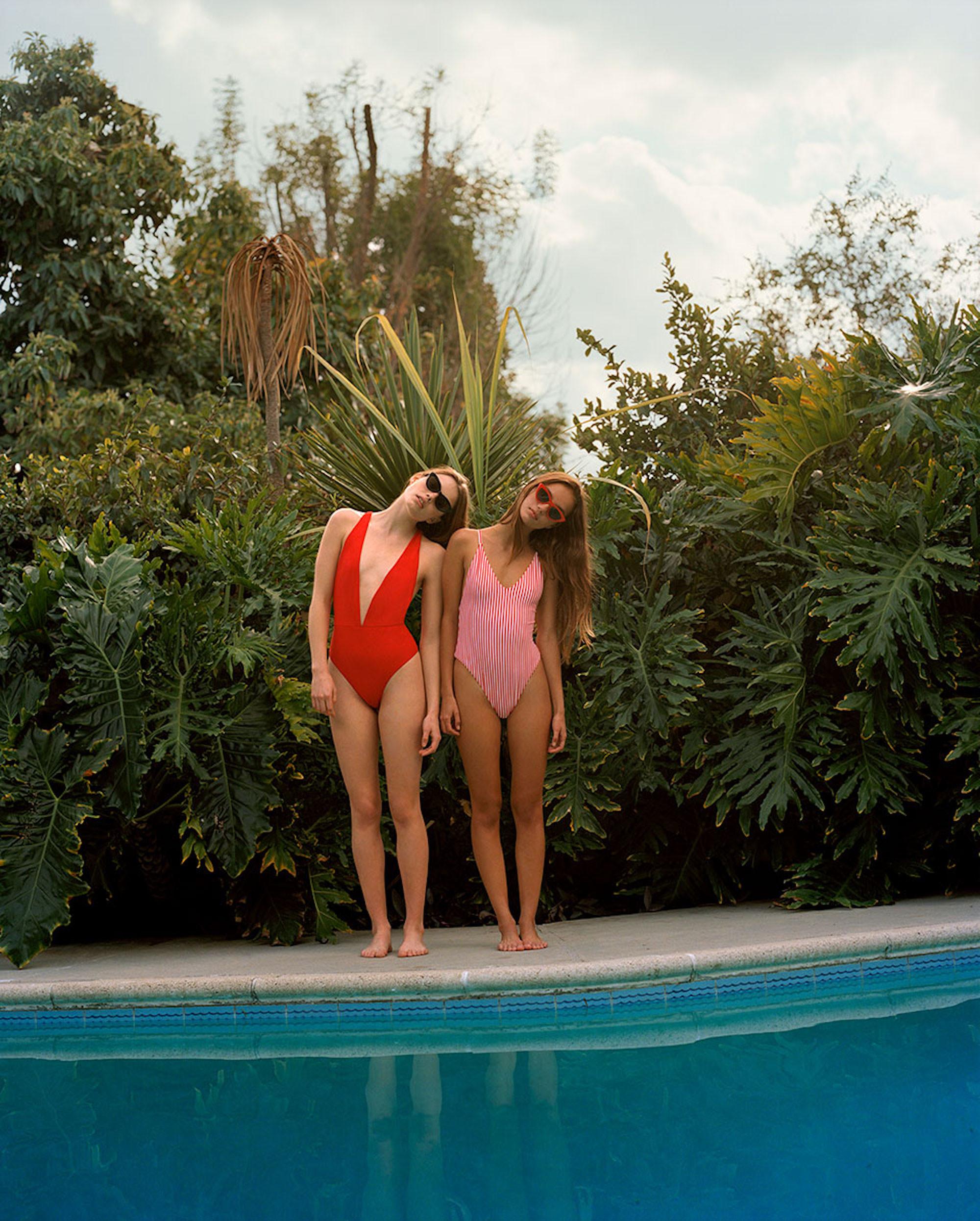 Foto de Bañadores y bikinis Pull & Bear verano 2018 (1/12)