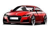 Audi TT 2014, primeros bocetos