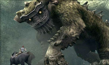 Se prepara la película de 'Shadow of the Colossus'. ¡Noooooooooo!