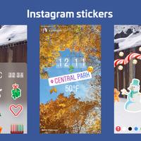 Instagram Stories estrena stickers para vídeos y fotos, continúa su 'Snapchatización'