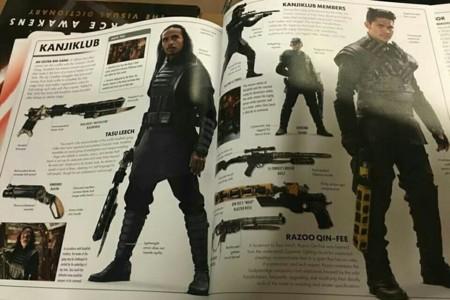 Los protagonistas de The Raid