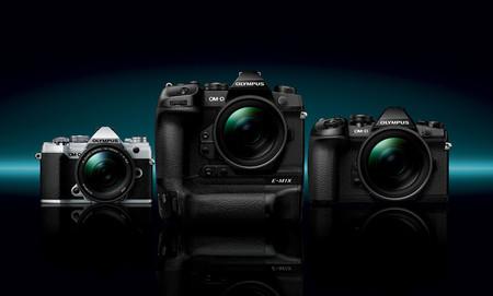 Guía por todo el catálogo de Olympus: cámaras, objetivos y público al que se dirigen