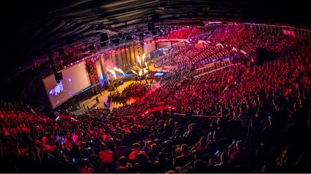Esl Katowice Crowd