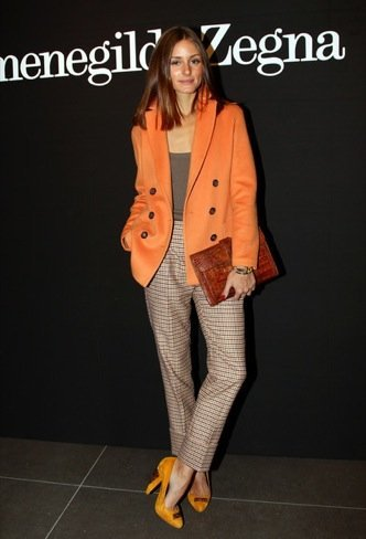 Copia el look 10 de Olivia Palermo para el trabajo en la Semana de la Moda de Milán