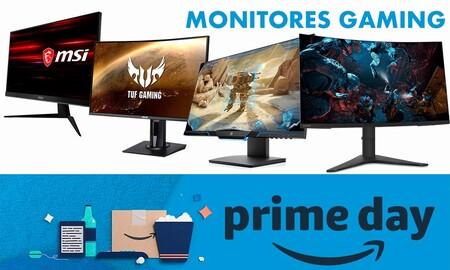 Amazon Prime Day 2020: las mejores ofertas en monitores ASUS, MSI, LG o Lenovo para PCs gaming