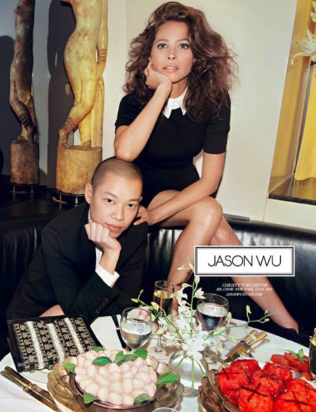 Jason Wu invierno 2014