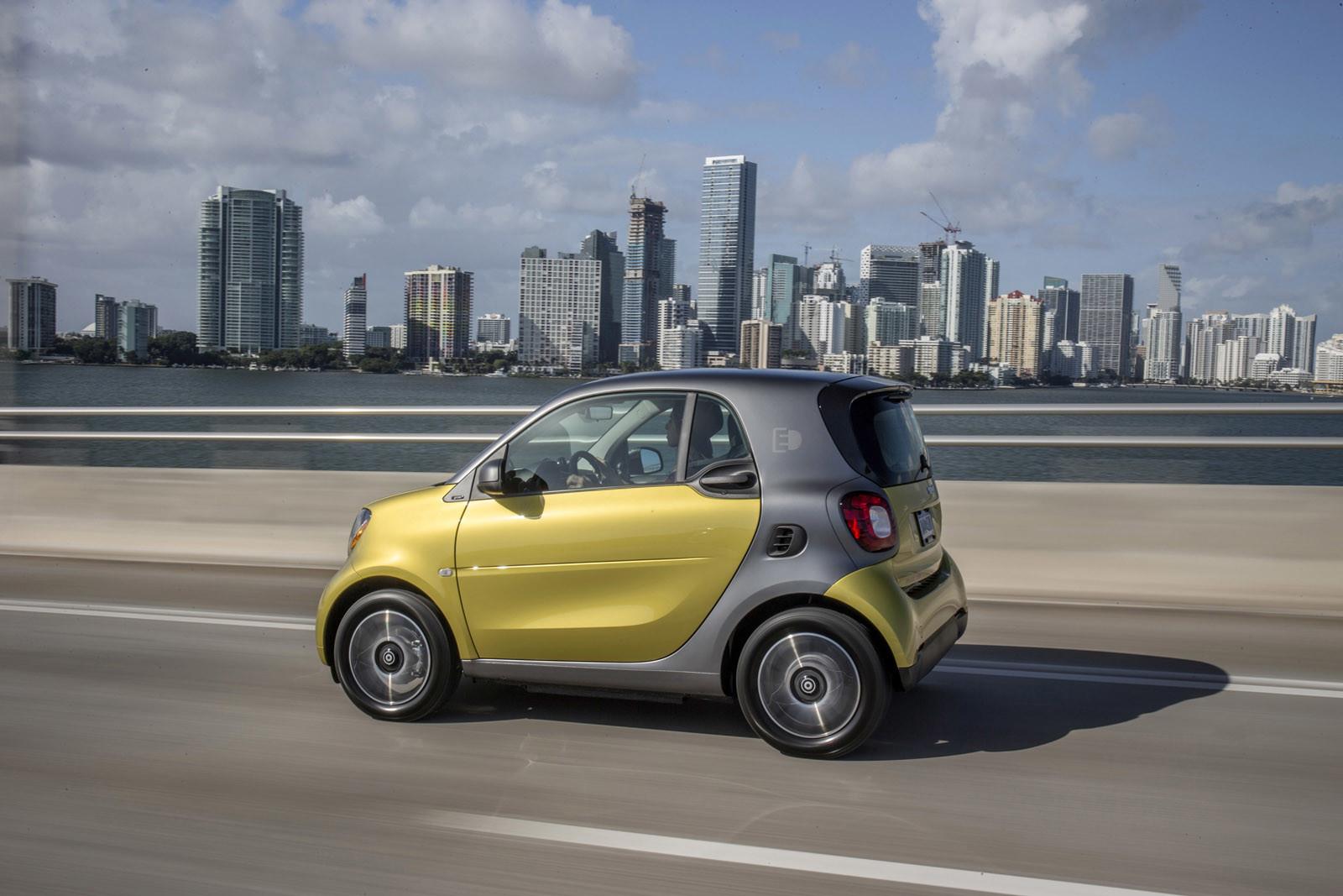 Foto de smart fortwo Electric Drive, toma de contacto (208/313)