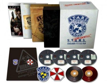 Capcom lanzará una edición especial de Resident Evil por su 15 aniversario
