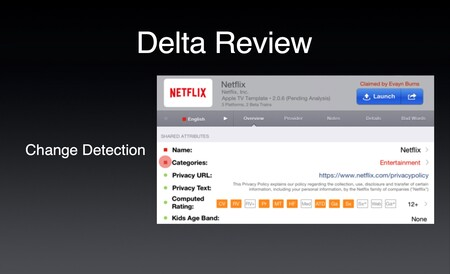Revision App Store