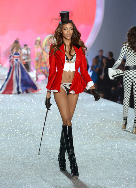 Jourdan Dunn Victorias Secret