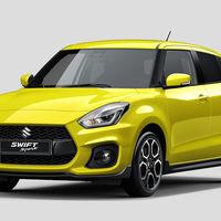 El nuevo Suzuki Swift Sport se deja ver antes del Salón de Frankfurt