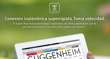 Problemas en Australia y Suecia con la conectividad 4G del nuevo iPad