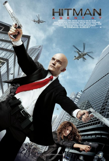 Cartel final de Hitman: Agente 47