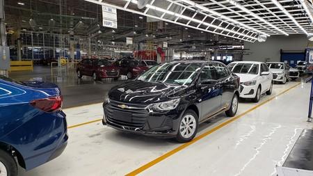 Inicia La Produccion Del Chevrolet Onix En Mexico 9