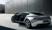 Aston Martin One-77, presentación en el Concorso d'Eleganza Villa D'Este