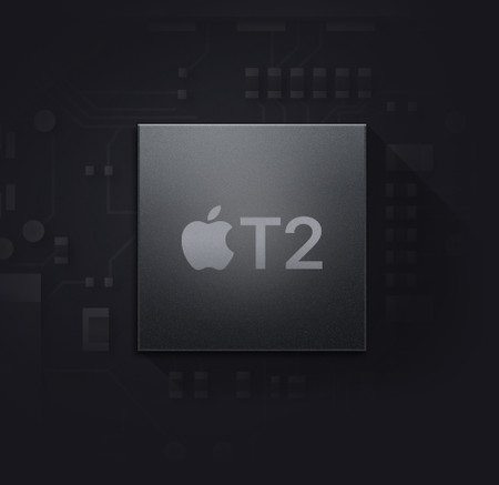 Chip T2 Apple