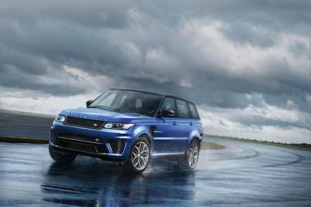 Range Rover Sport SVR 2015
