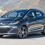 El Chevrolet Bolt será 3.400 euros más barato en Canadá que en EEUU