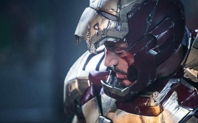 Robert Downey Jr. es el protagonista de 'Iron Man 3'
