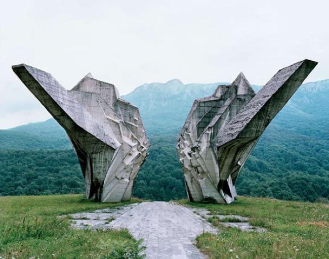 Foto de Spomenik, la Yugoslavia más cósmica (12/12)