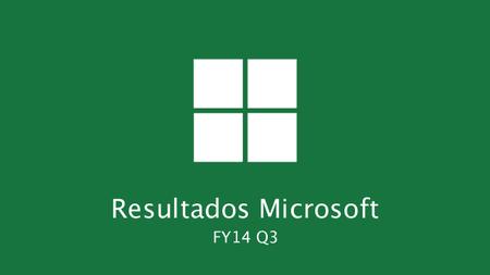 Microsoft aumenta sus ingresos en un 8%: Office 365, Azure y Surface, los que más crecen