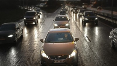 Volvo probará la conducción autónoma en Suecia en condiciones reales en 2017