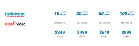 Telmex Infinitum Mexico