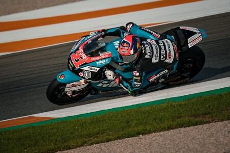Di Giannantonio Valencia Moto2 2020