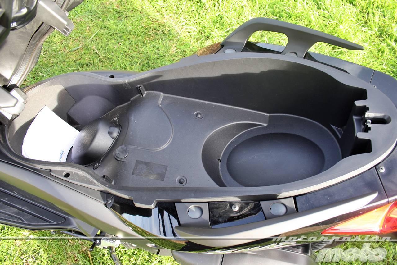 Foto de Yamaha X-MAX 125, prueba (valoración, ficha técnica y galería) (35/46)