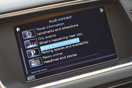 Audi Connect ya cuenta con recomendaciones de aparcamiento