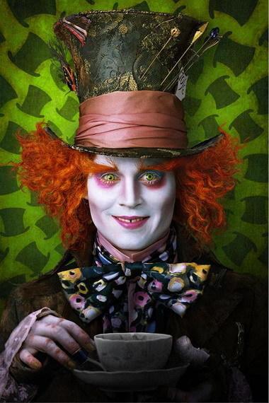 'Alice in Wonderland' de Tim Burton, nuevas imágenes