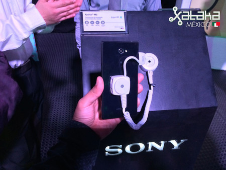 Sony Xperia M2 Mexico Telcel