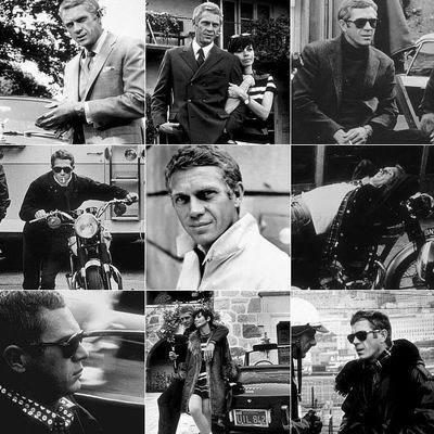 Steve McQueen, un icono convertido en leyenda
