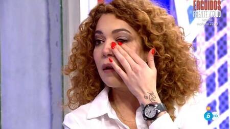 Sofia Cristo Se Rompe En Sabado Deluxe Al Hablar De Su Oscuro Pasado Con Las Drogas