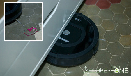 Roomba 770 análisis - 9