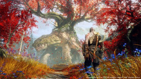 God of War se actualiza gratis en PS5: la barbarie de Kratos lucirá a 60 FPS y 4K Checkerboard