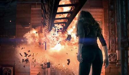 Explosiones por doquier