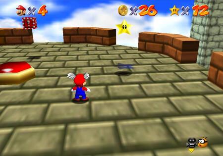 Super Mario 64: cómo conseguir la gorra voladora y su estrella secreta