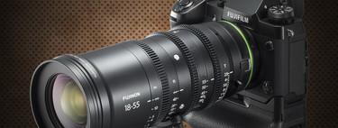Fujifilm X-H1, la primera sin espejo de la Serie X con estabilizador incorporado de cinco ejes apunta alto