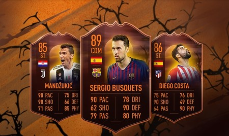 Guía FIFA 19. Ultimate Team: Ultimate Scream 2018, qué es y cuáles son las 23 cartas cambiaformas