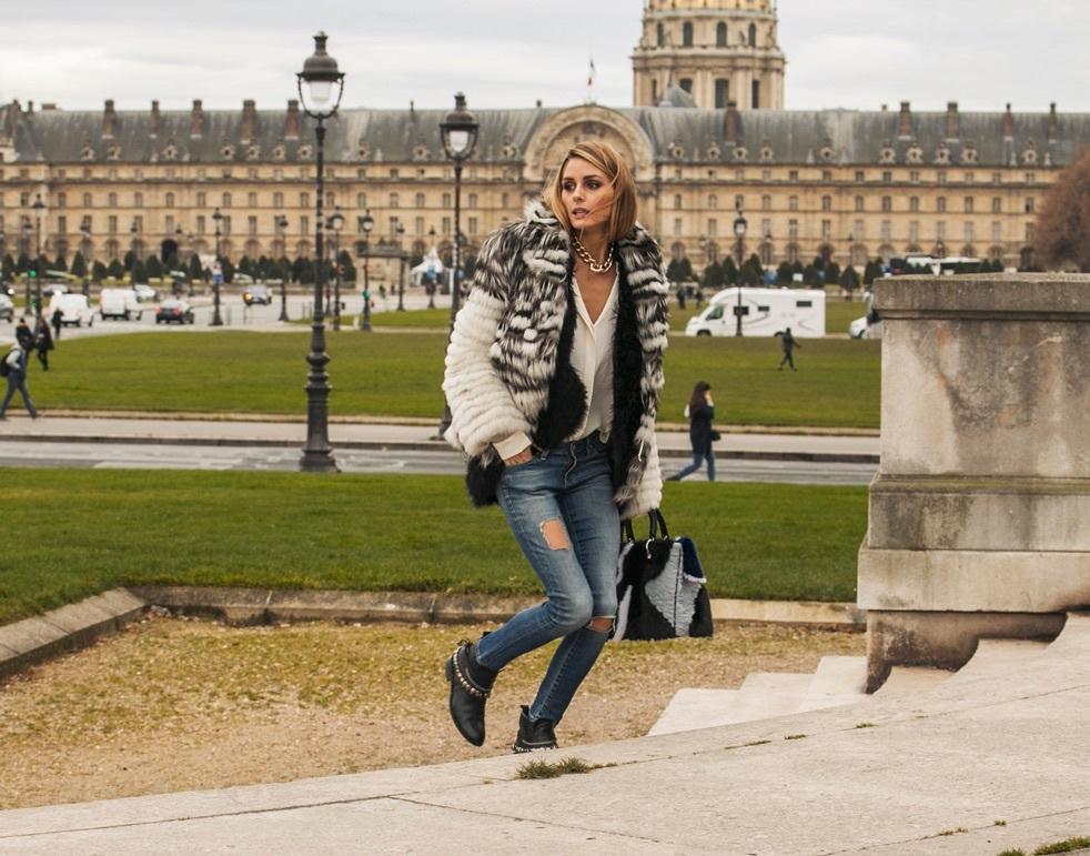 Foto de Looks de Olivia Palermo de Invierno (1/9)