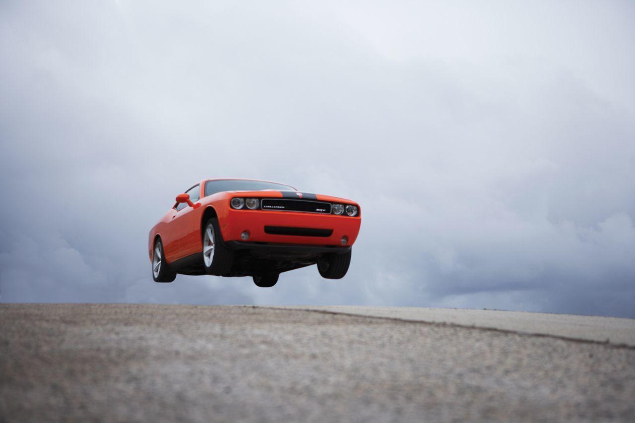 Foto de Dodge Challenger SRT8 (55/103)