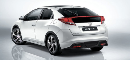 Honda Civic con el kit Aero Pack