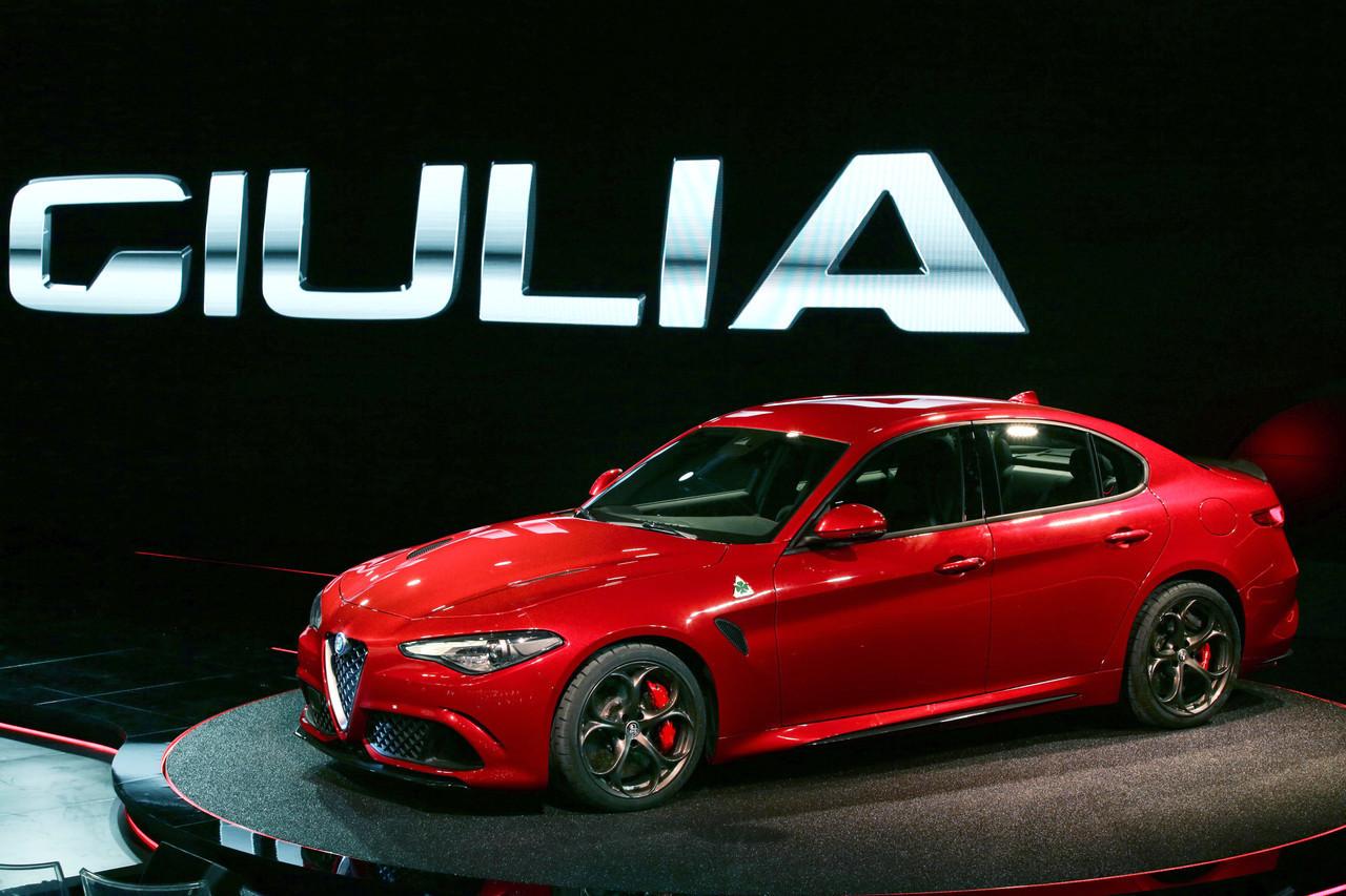 Foto de Alfa Romeo Giulia (1/10)