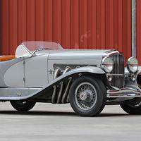 Este espectacular Duesenberg SSJ de 1935 perteneció a Gary Cooper y se subasta por un precio de escándalo