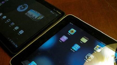 Apple, líder de ventas en tablets y PC